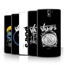 Official The Vamps Case/Cover for OnePlus One /The Vamps Graffiti Band Logo