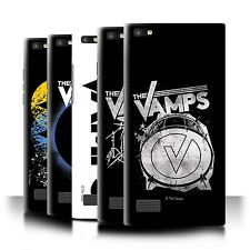 Official The Vamps Case/Cover for Blackberry Leap /The Vamps Graffiti Band Logo