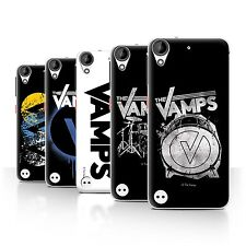 Official The Vamps Case/Cover for HTC Desire 630 /The Vamps Graffiti Band Logo