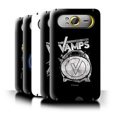 Official The Vamps Case/Cover for HTC HD7 /The Vamps Graffiti Band Logo