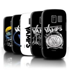 Official The Vamps Case/Cover for Nokia Asha 302 /The Vamps Graffiti Band Logo