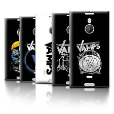 Official The Vamps Case/Cover for Nokia Lumia 1520 /The Vamps Graffiti Band Logo
