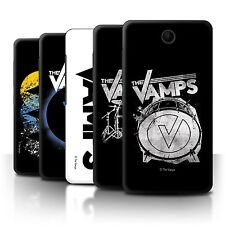 The Vamps Case/Cover for Microsoft Lumia 430 /The Vamps Graffiti Band Logo