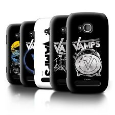 Official The Vamps Case/Cover for Nokia Lumia 710 /The Vamps Graffiti Band Logo