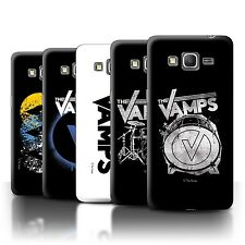 The Vamps Case for Samsung Galaxy Grand Prime /The Vamps Graffiti Band Logo