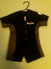 Two Bare Feet baby wetsuit small bnwot