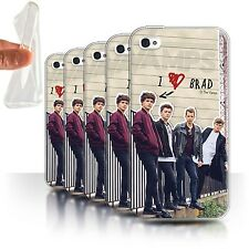 The Vamps Gel/TPU Case/Cover for Apple iPhone 4/4S /The Vamps Secret Diary