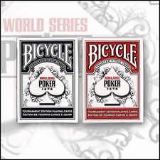 World Series of Poker Cards by USPCC Mazzo Di Carte Bicycle