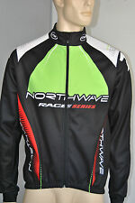 Giubbino Northwave Mod.BLASTER Black-Green-Red/NORTHWAVE JACKET BLASTER BLACK/GR