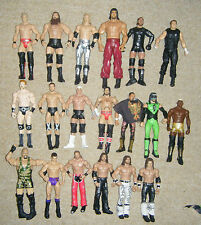 Figuras De Acción Wrestling Superstars Matel Elite Wwe Tna Series Basico