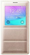 Brand New Official S-View Flip Cover For Samsung Galaxy Note 4