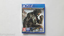 ASSASSINS CREED SYNDICATE SPECIAL EDITION PS4 GAME BRAND NEW SEALED