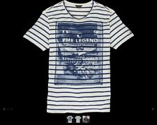 PME LEGEND Branded export surplus men's casual Round-Neck T-shirt MRP 3500 INR