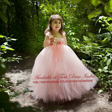 PINK TUTU DRESS FOR GIRL INFANTS - BIRTHDAY, PARTY, FREE BAND
