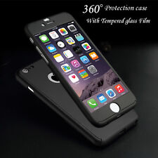 *360 DEGREE FULL BODY PROTECTION*Front+Back Cover Case For*APPLE IPHONE 5/5S/SE*