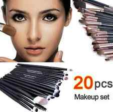 20 pcs Makeup brush set Powder foundation eyeshadow eyeliner lip cosmetic brush