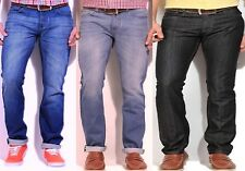 Branded Combo Of 3 Newport Slim Straight Fit Men's Jeans For Men's (Size-30-38)