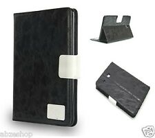 Premium Luxury Leather Smart Book Cover Stand Case for Samsung Galaxy TAB