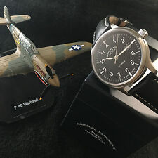 NEW Muhle MÜHLE Glashutte Terrasport Automatic Pilots Watch, Made in Germany #2