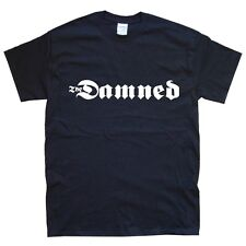 THE DAMNED tallas S M L XL XXL colores Negro, Blanco