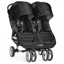 Silla City Mini Gemelar - negro/gris
