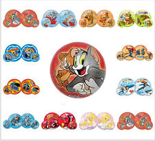 Official Licensed Tom & Jerry Scooby Doo Looney Tunes Superman Batman PVC Ball
