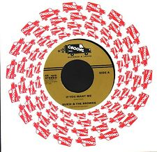 """Modern Day Northern Soul - Sukie & Browns - If You Want Me  - 7"""" Single Listen!"""