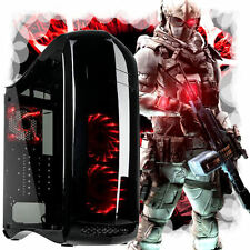 Gamer PC Intel I5 6600 4x 3.9 Ghz AMD Radeon RX 460 4GB 1TB 8GB Ram Gaming Win 7