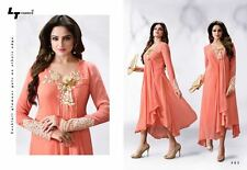 Ladies Designer Kurti Full Stitched Party Wear Georgette Fancy Bollywood Top New