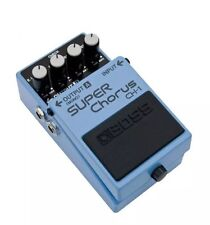 BOSS CH-1 Super Chorus Guitar Effects Pedal - 5-Year Warranty NEW FREE P&P