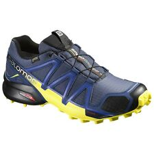 Scarpa Trail Running SALOMON SPEEDCROSS 4 GTX® Slateblue Blue Depth