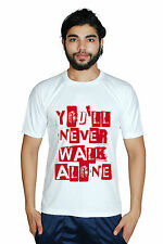 Prokyde YOU WILL NEVER WALK ALONE Tshirt