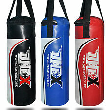 Kids Boxing Punch Bag Children Punching Bags Filled/Unfilled Junior Outwork