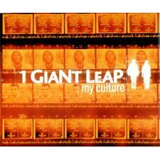 """My Culture 1 Giant Leap CD single (CD5 / 5"""") UK PPCD7073-2 PALM PICTURES 2002"""