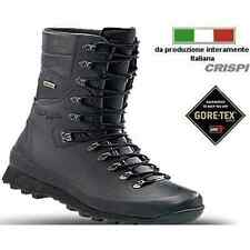 Anfibi Crispi Hunter HTG Legend in pelle e Goretex