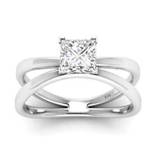 925 Sterling Silver Amazing White Fashion Ring For Woman's With Free Shipping.