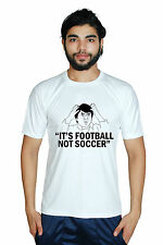 Prokyde It's Football Not Soccer Tshirt