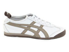 ONITSUKA TIGER MEXICO 66 HL7C2 0105 weiß SAND Turnschuhe Unisex