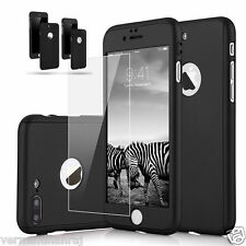 """360 DEGREE FULL BODY PROTECTION  Front+Back Cover Case For Apple iPhone 7 (4.7"""")"""