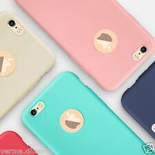 * Candy Colors * Soft TPU Silicon Back Cover Case for New Apple iPhone 7 (4.7)""