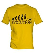 American Pit Bull Terrier Evolution of Man Hombre Camiseta Top Regalo