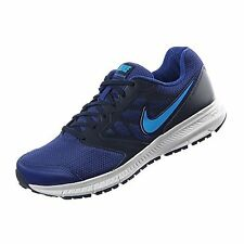 Nike Brand Mens Original Downshifter Grey Lime Running Shoes