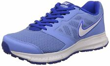 Nike Brand Womens Downshifter Blue White Sports Shoes