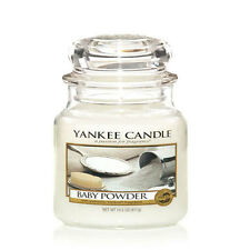 Yankee Candle Baby Powder Giara