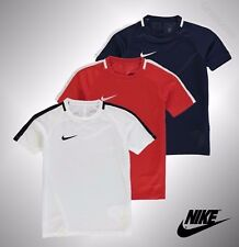 Junior Boys Nike Lightweight DriFit Academy Football Training Top Size Age 7-13