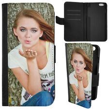 PERSONALISED CUSTOM PHOTO PRINTED LEATHER FLIP WALLET CASE COVERS VALENTINE GIFT
