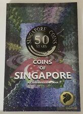 50 Years Coins Of Singapore A Commemorative Book .