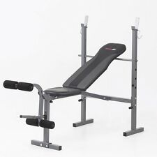 Pack banc de musculation + Barre de musculation Everfit WBK-500