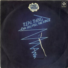 "Real Thing Can You Feel The Force? 7"" vinyl single record UK 7N46147 PYE 1977"