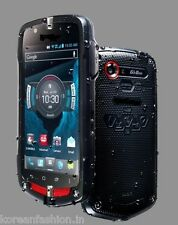 Rugged Phone Imported Casio GzOne C811 Unlocked Commando Water Resistant Android